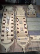 40-gun Old Glory man o' war ship Bild0585
