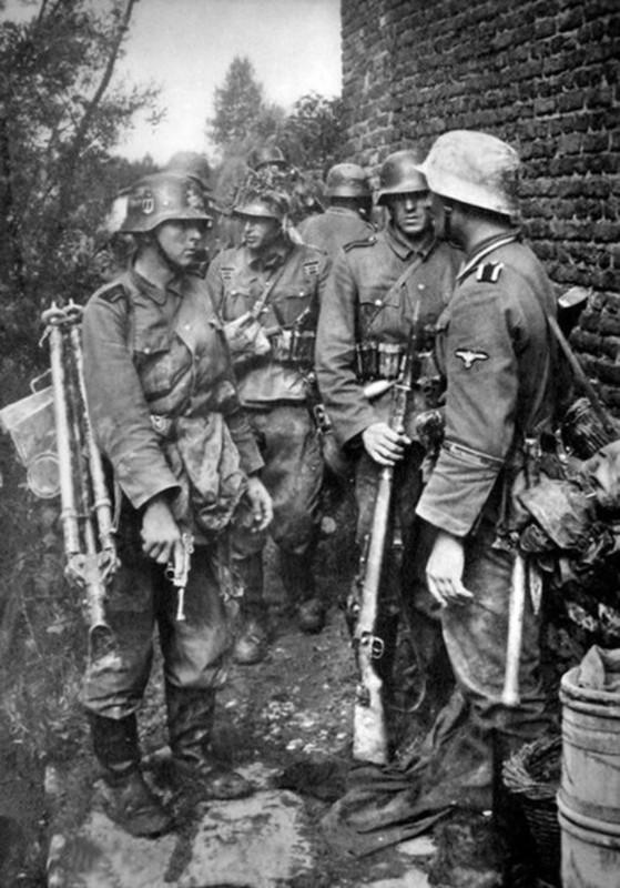 casco - Mis apuntes de WWII Luger_2