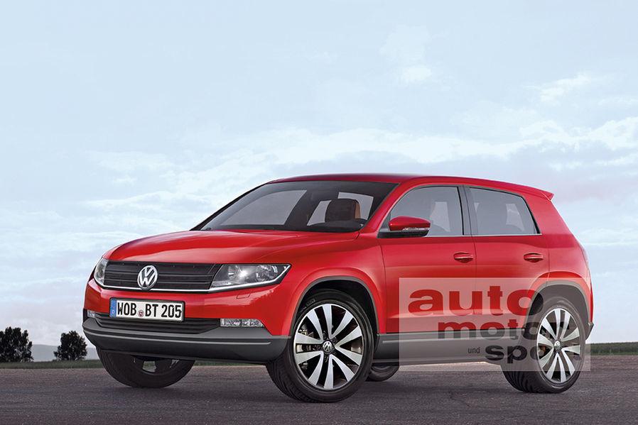 2018 - [Volkswagen] T Roc VW_Baby_Tiguan_Polo_SUV_Retusche_19_fotoshow_Imag
