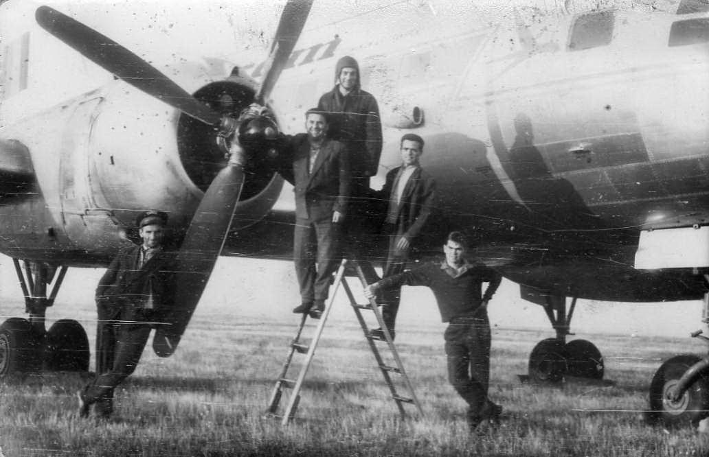 Aeroportul Suceava (Stefan cel Mare) - Poze Istorice Img034