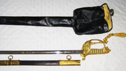 Royal Canadian Navy Officers Sword EnLo0