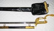 Royal Canadian Navy Officers Sword EnLo0