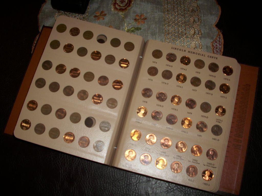 Coleccion Centavos Lincoln 1909-2016 IMG_2613