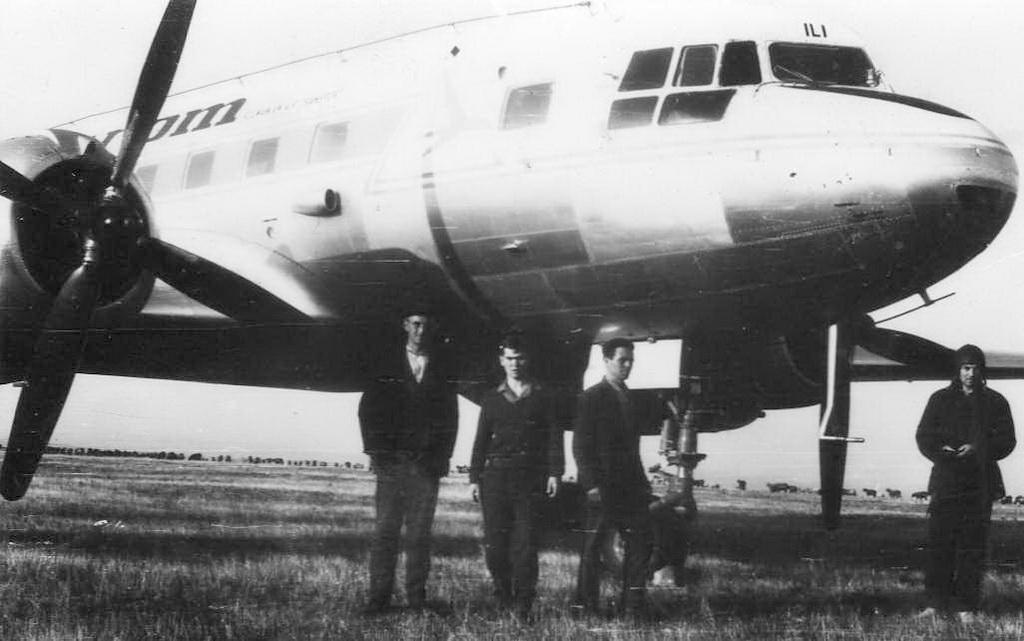 Aeroportul Suceava (Stefan cel Mare) - Poze Istorice Img030