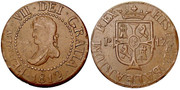 12 dineros 1812 Baleares Image