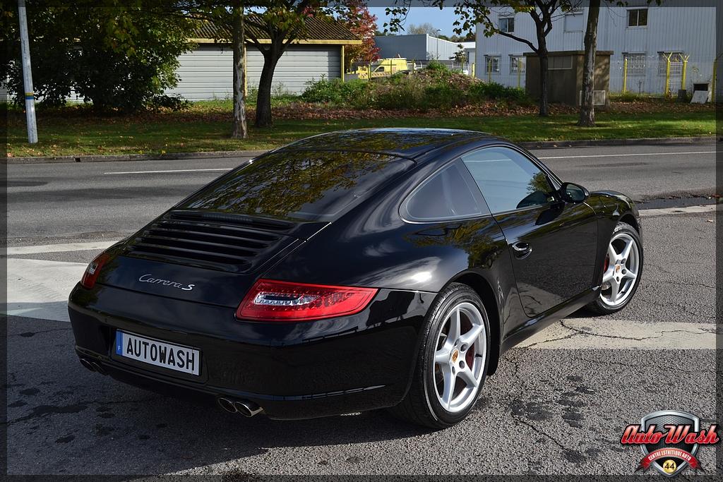 Bastien, d'AutoWash44 / Vlog n°6 - Macan S, 997 et 911 GT3 - Page 10 011