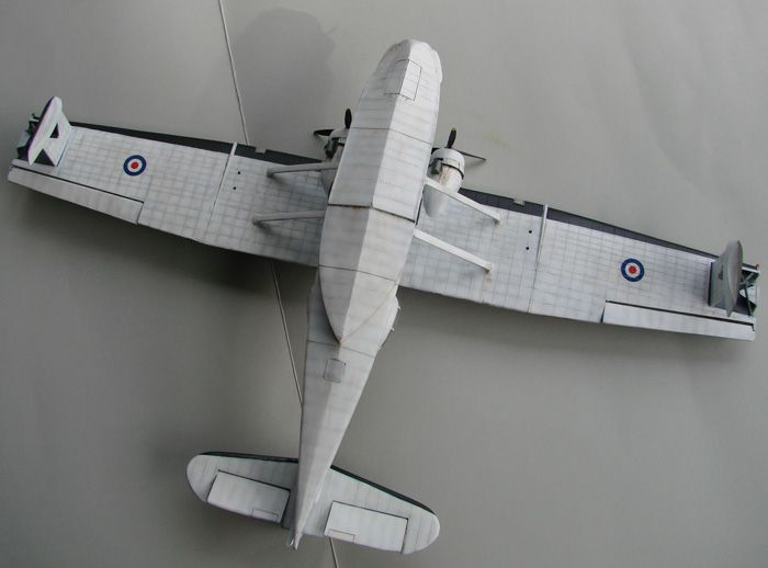 PBY-5A Catalina, REBUILD ,Airfix, 1/72 DSC04320