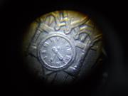 1 Rublo de 1978 con el error en el numeral del reloj , Unión Soviética DSCN1793