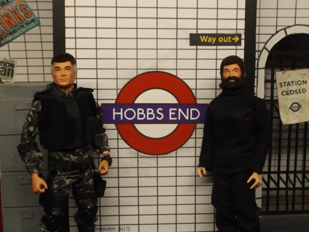 Tom K visits Hobbs End. DSCF5662