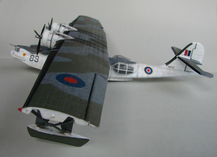 PBY-5A Catalina, REBUILD ,Airfix, 1/72 DSC04319