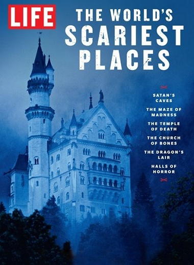 The World's Scariest Places by The Editors of LIFE Cover