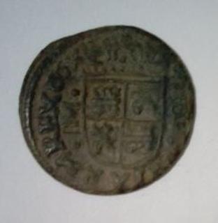 8 maravedíes del Felipe IV (falsa de época) Otra1