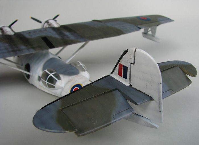 PBY-5A Catalina, REBUILD ,Airfix, 1/72 DSC04317