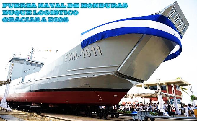 Honduras - Página 37 Fuerza_Naval_Honduras_Buque_de_Desembarco_Anfibio_Gracias_a_Dios