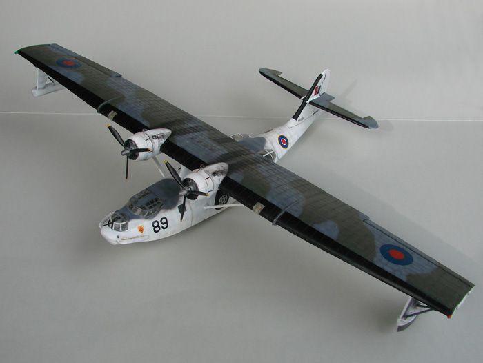 PBY-5A Catalina, REBUILD ,Airfix, 1/72 DSC04316