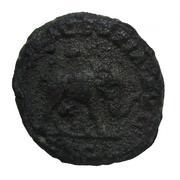 As de Eliogábalus. MVNIFICENTIA AVG - S C. Elefante a dcha. Roma. IMG_1423_cr