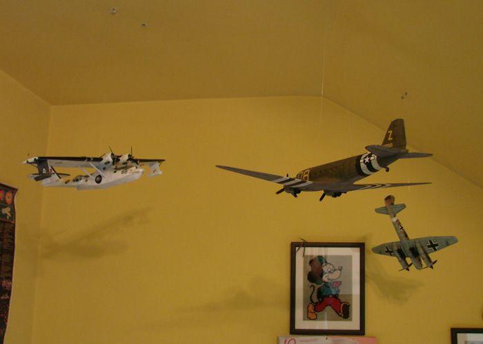 PBY-5A Catalina, REBUILD ,Airfix, 1/72 DSC04324