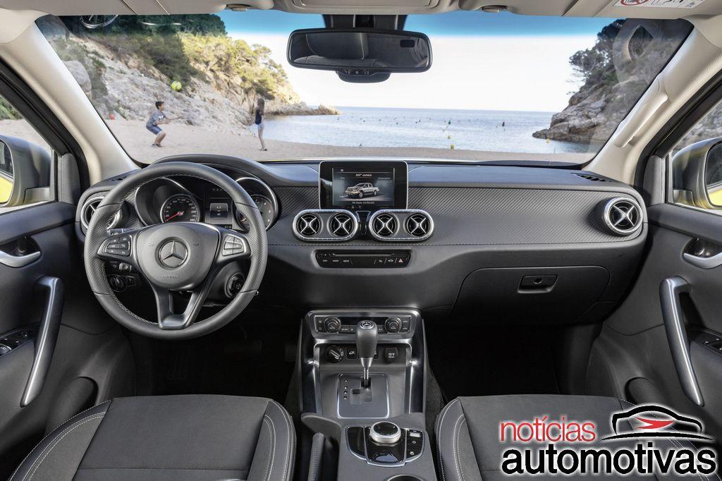 CLASSE X ESTREIA EM 2019 Mercedes-benz-classe-x-17