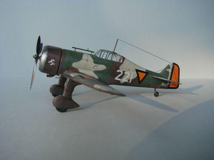 Fokker D.XXI, MPM, 1/72 DSC04173