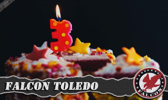Fotos 3º Aniversario Falcon Toledo Image