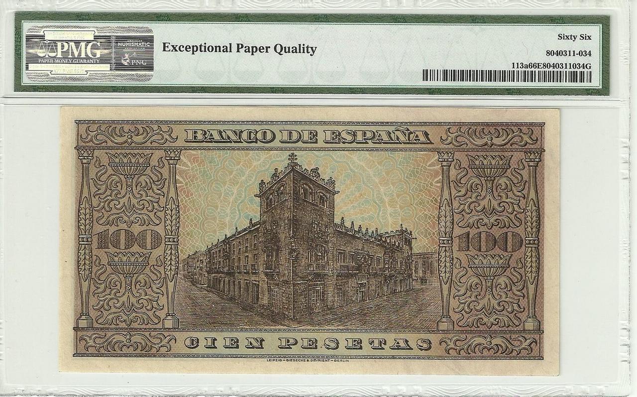 100 pesetas 1938 series A y H Escanear0002