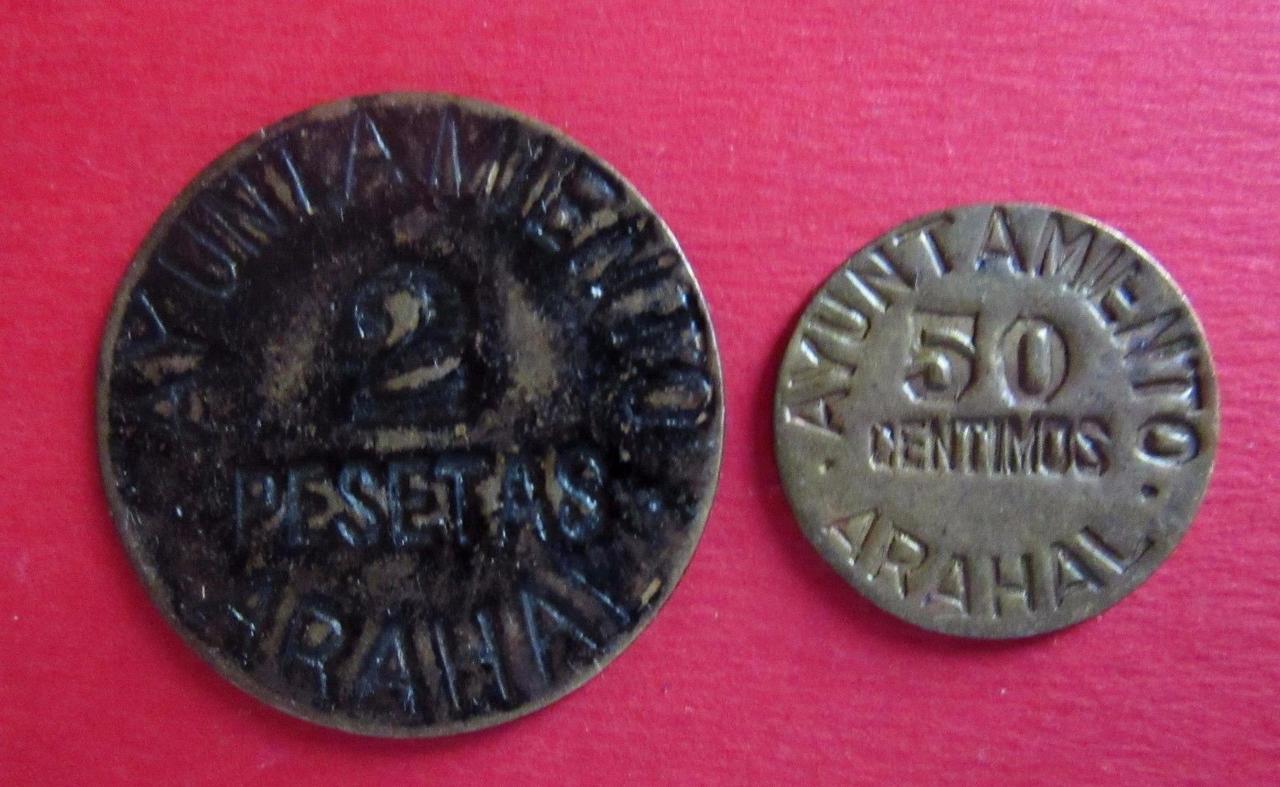 ECVLLR, rennegate, POSTER-VALENCIA  : Monedas G.C. - Página 2 E_Bay_263234975829_a