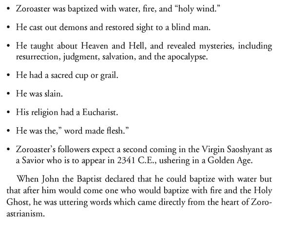 ]Zoroastere/Zarathustra et Jésus Image