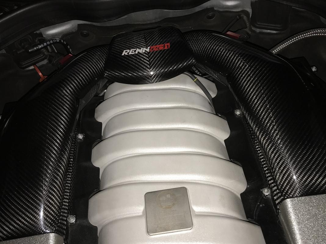 Upgrades E63 AMG - equipamentos Renntech IMG_9134