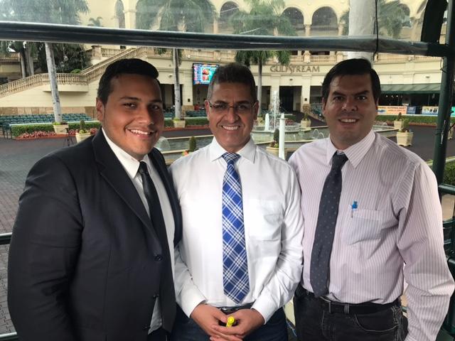 Gulfstream Park Presenta Su Transmisión Independiente En Vivo Y En Español Gulfstream_Broadcasters-_ESP