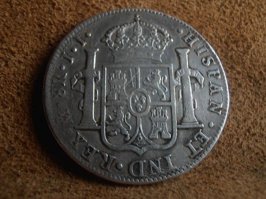 8 Reales 1819. Fernando VII. México PA160006