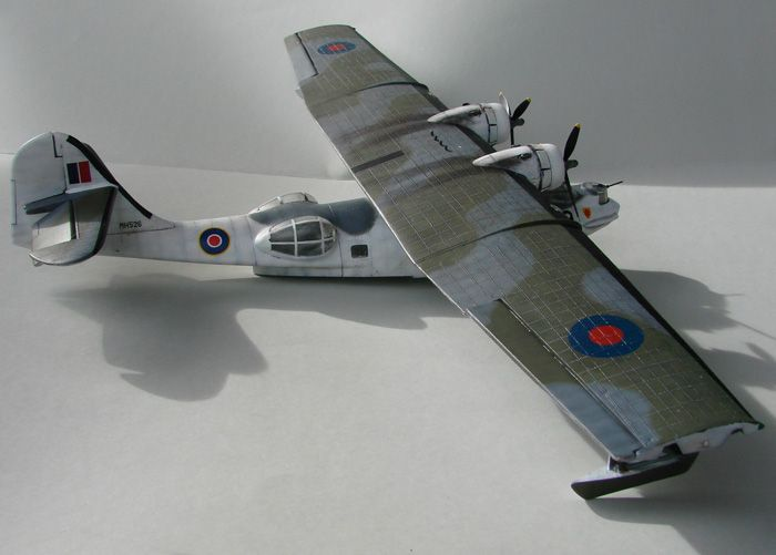PBY-5A Catalina, REBUILD ,Airfix, 1/72 DSC04307