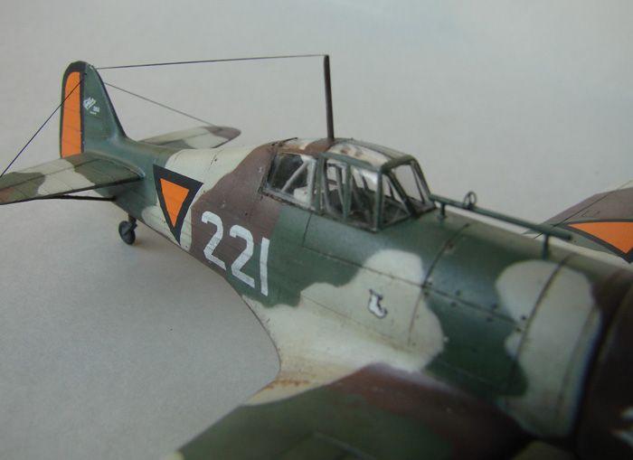 Fokker D.XXI, MPM, 1/72 DSC04181