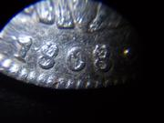 ½ Real 1.808. Fernando VII  ( busto imaginario ) Méjico  DSCN1757
