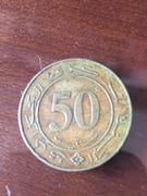 50 Céntimos Dínar. Argelia (1988) 25 Aniversario Constitución IMG_4117_1