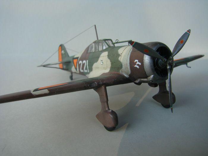 Fokker D.XXI, MPM, 1/72 DSC04177