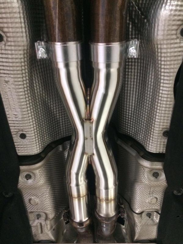 Upgrades E63 AMG - equipamentos Renntech IMG_9028