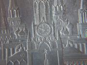 1 Rublo de 1978 con el error en el numeral del reloj , Unión Soviética DSCN1796