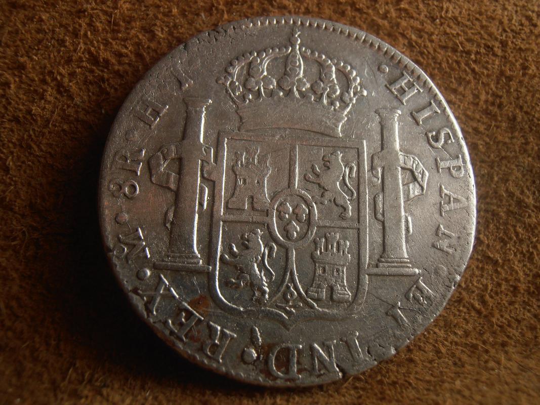 8 reales 1811. Fernando VII. México. HJ PA160002
