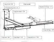 Lancement refabrication Copie outilFacom SUS311 Clbarr10