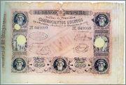 El extraño caso de las 1000 pesetas de 1937 de Carte Valori 1871_400escudos_2