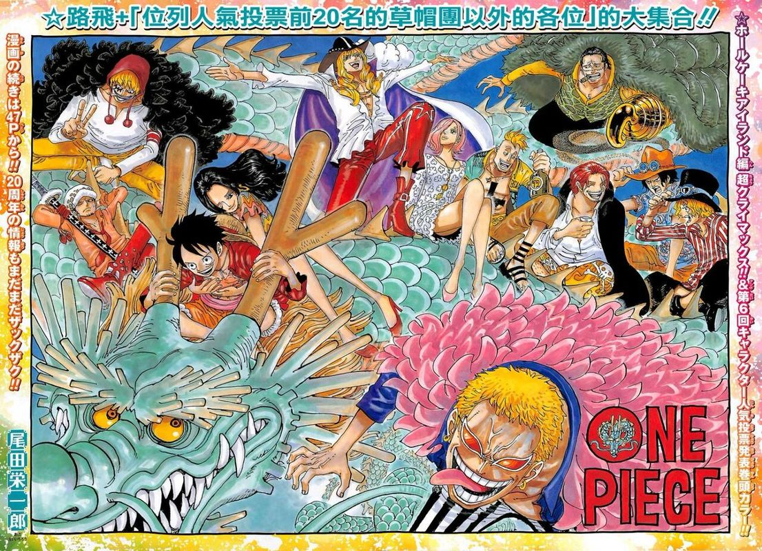 [BẢN VIỆT] ONE PIECE CHAPTER 874: King Baum 01-02