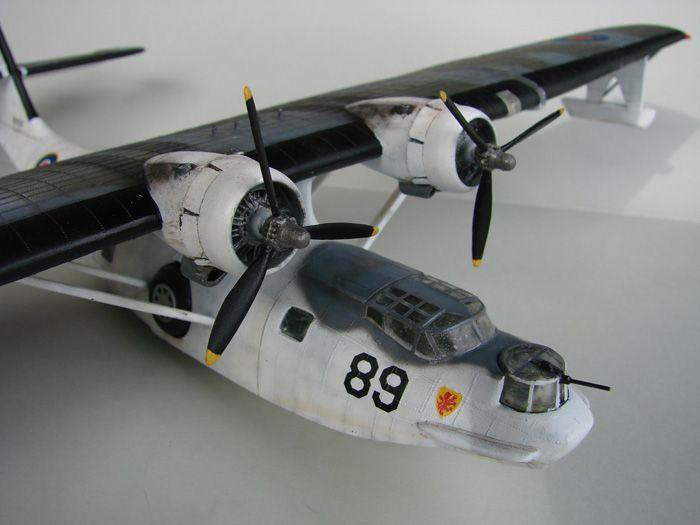 PBY-5A Catalina, REBUILD ,Airfix, 1/72 DSC04311