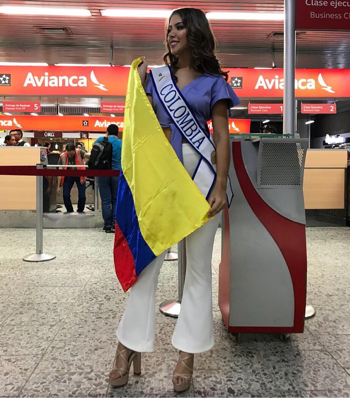 zeguer iguaran issa, miss colombia hispanoamericana 2017. 22708828_1717100781656367_7659401438803525632_n