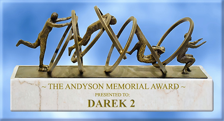 **2nd Andyson Memorial - SIGN UP ROUND 1 & ROUND 2 & MATCHPLAY 2017** tournament art & video ANDYSON_WINNER_2017a