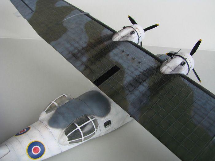 PBY-5A Catalina, REBUILD ,Airfix, 1/72 DSC04312