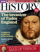 Livros em inglês sobre a Dinastia Tudor para Download BBC_History_September_2013