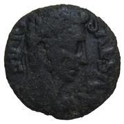 As de Celsa, época Augusto. L BACCIO MN FESTO – II VIR C V I CEL. Toro parado a dcha. IMG_1428_cr