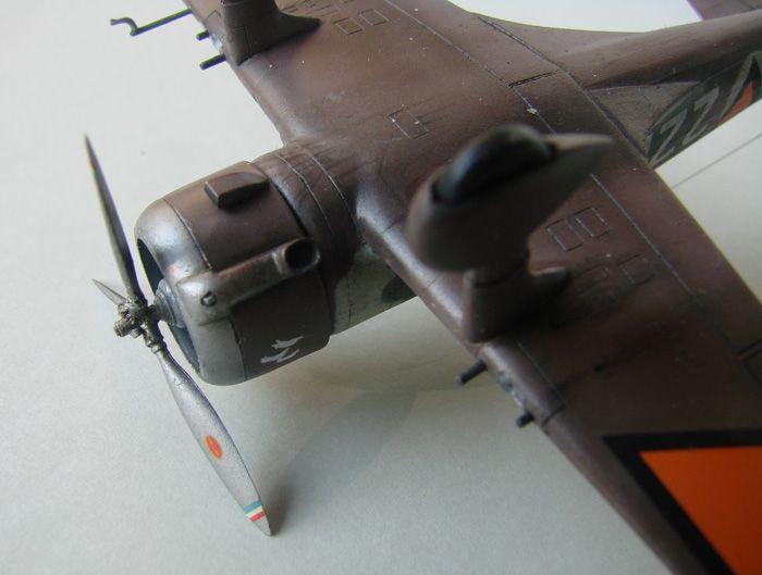 Fokker D.XXI, MPM, 1/72 DSC04182