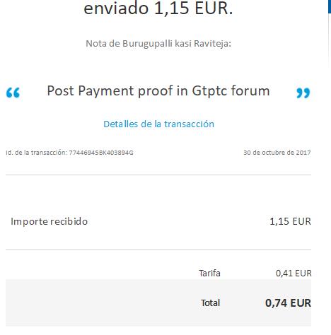 [PAGANDO] GTPTC - Standard - Refback 80% - Mínimo 2$ - Rec. pago 4 - Página 3 GPTC_PAGO_2