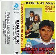 Hasan Dudic -Diskografija Hasan_Dudic_1992_Ljubavi_moja_dobro_dosla